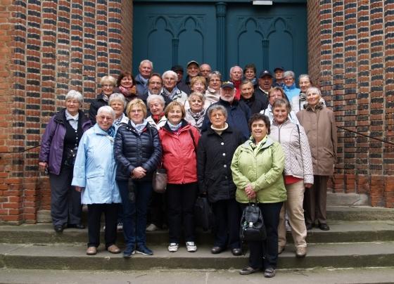 Gruppenbild des Seniorenkreises