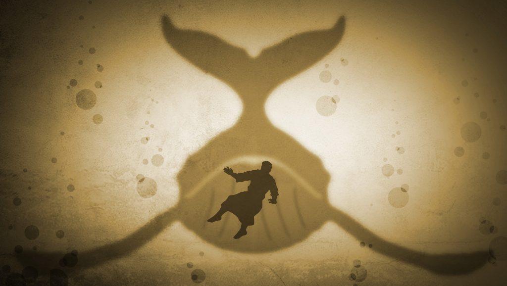 Symbolfoto Jona und der Wal