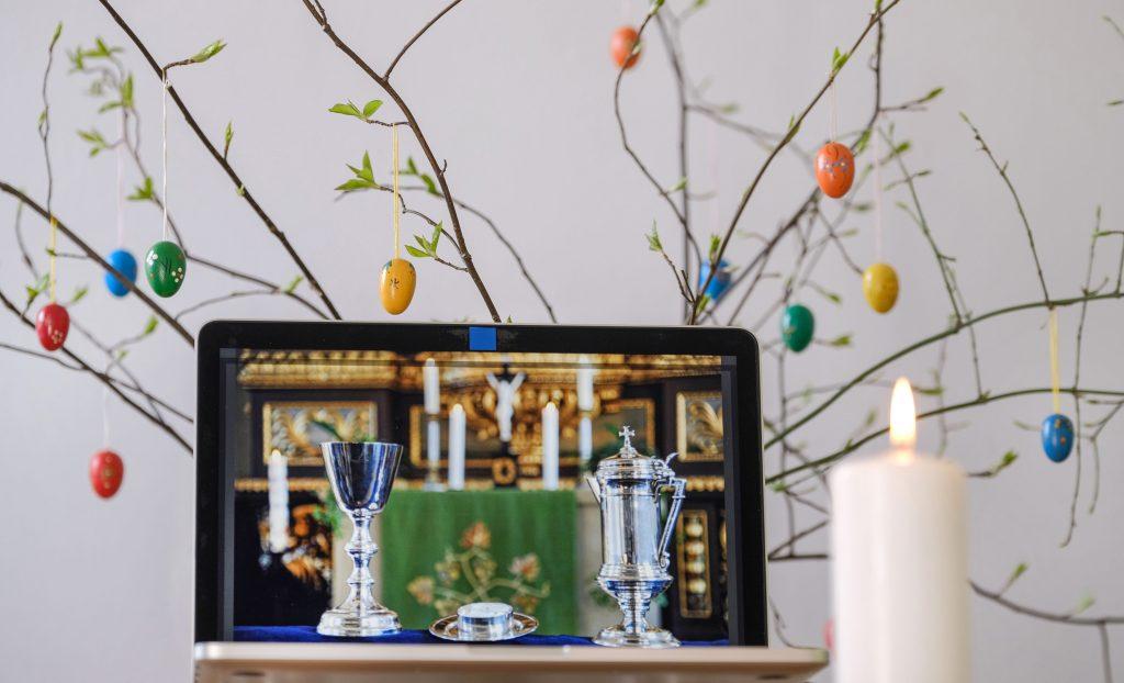 Symbolfoto zu Online Gottesdienste an Ostern
