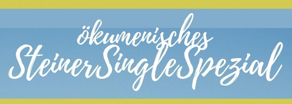 Logo ökumenisches SteinerSingleSpezial